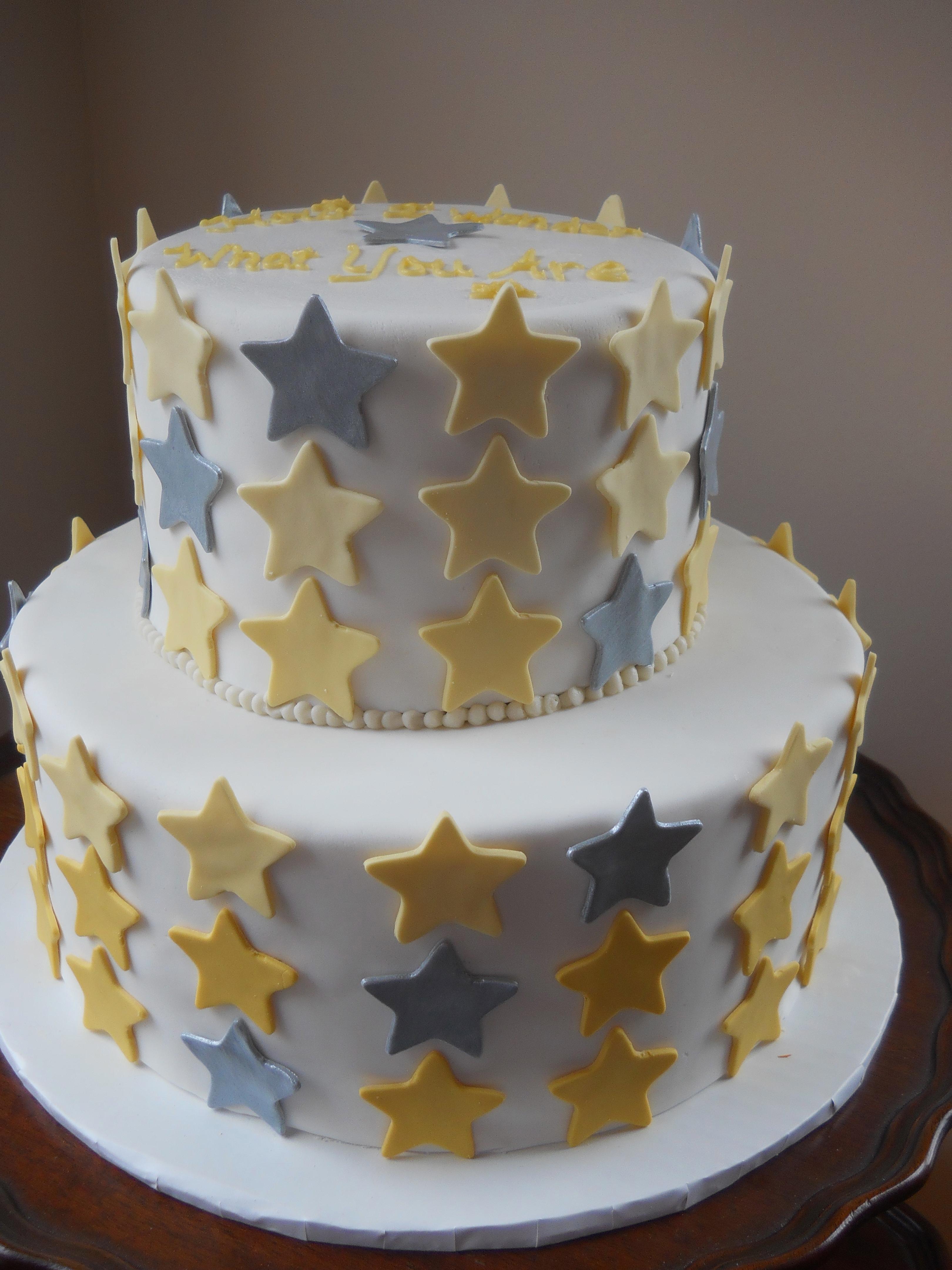 gender reveal cake | saveyourforkcakes