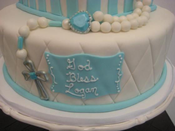 Christening cake2