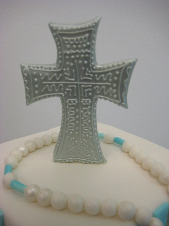 Christening Cake3