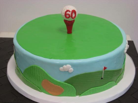 Golf Cake 2