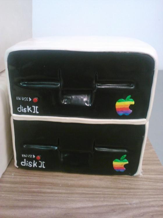 Mac cake memory
